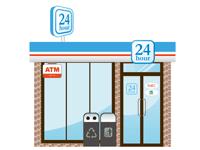コンビニATMが手数料無料で使えるネット銀行一覧