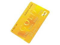 デビットカードにゴールドカードは存在しますか?A.実はあります