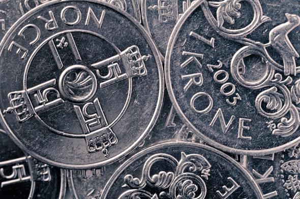 ノルウェーの通貨
