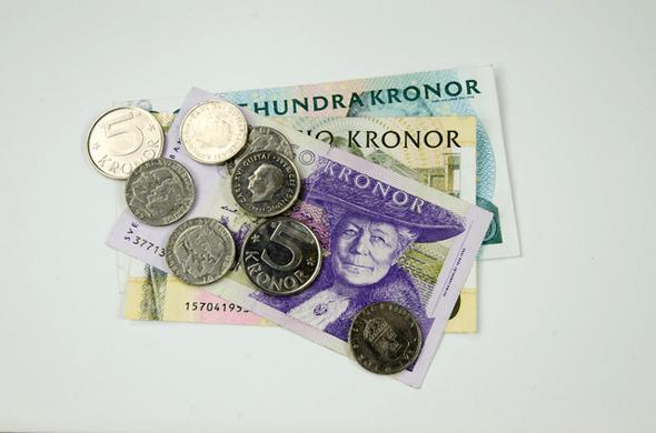 スウェーデンの通貨