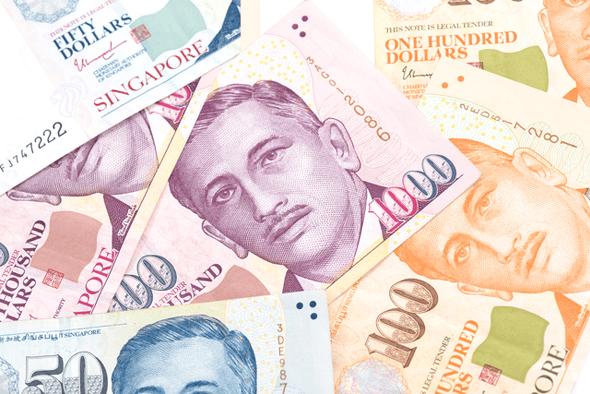 シンガポールの通貨