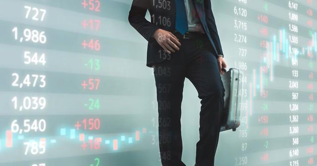 証券会社の営業イメージ