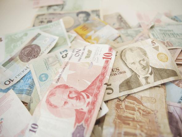 トルコの通貨